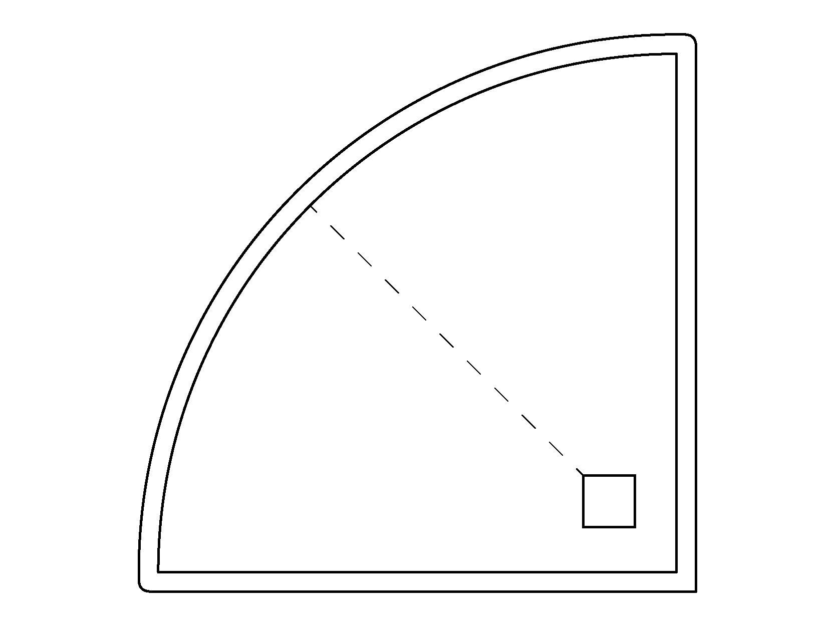 Piatti doccia in marmo su misura  Marmood