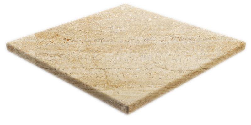 Bordo marmo arrotondato