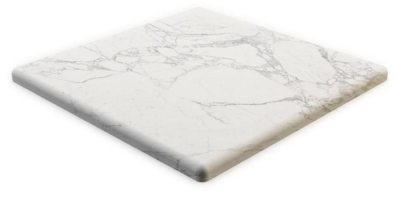 Bordo marmo mezzo toro